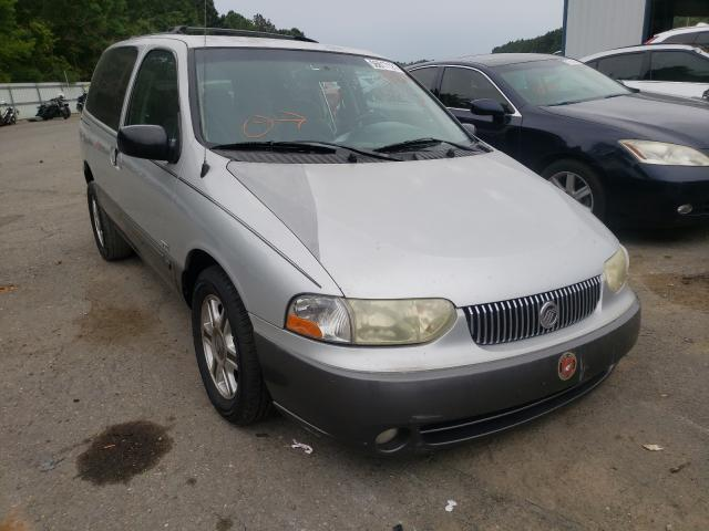 Mercury salvage cars for sale: 2002 Mercury Villager S