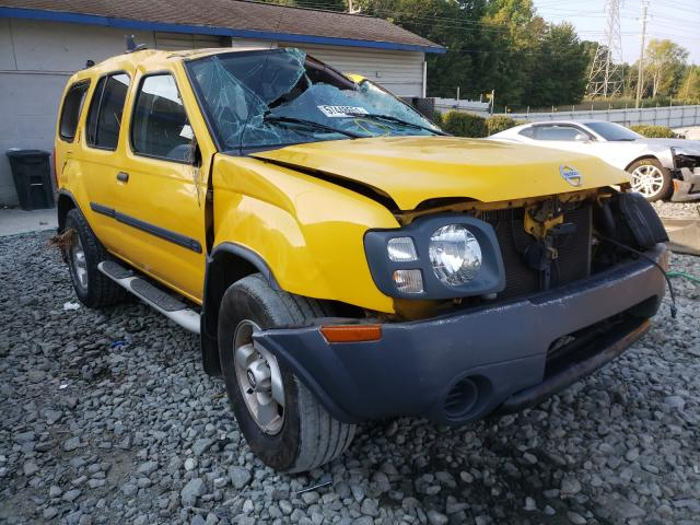 Nissan Vehiculos salvage en venta: 2002 Nissan Xterra XE