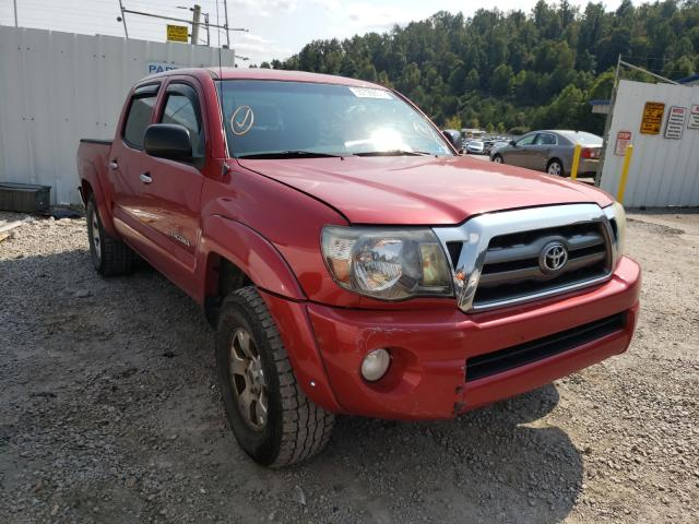 Salvage cars for sale from Copart Hurricane, WV: 2010 Toyota Tacoma DOU