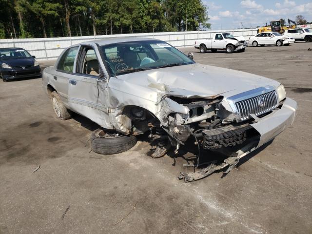 Mercury salvage cars for sale: 2008 Mercury Grand Marq