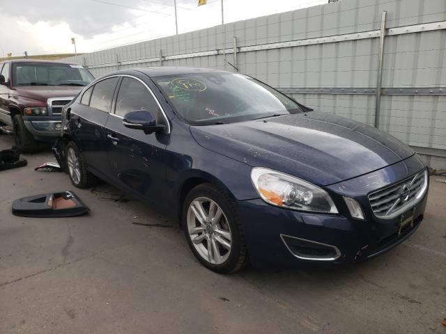 Volvo salvage cars for sale: 2012 Volvo S60 T6