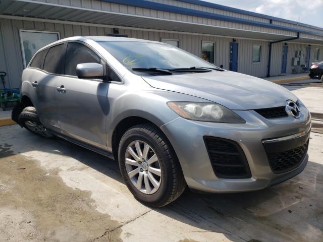 Salvage cars for sale from Copart Alorton, IL: 2010 Mazda CX-7