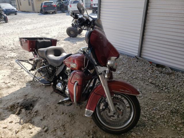 Salvage cars for sale from Copart Ellenwood, GA: 2009 Harley-Davidson Flhtcu ULT