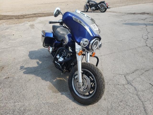 Harley-Davidson Vehiculos salvage en venta: 2007 Harley-Davidson Flht Class