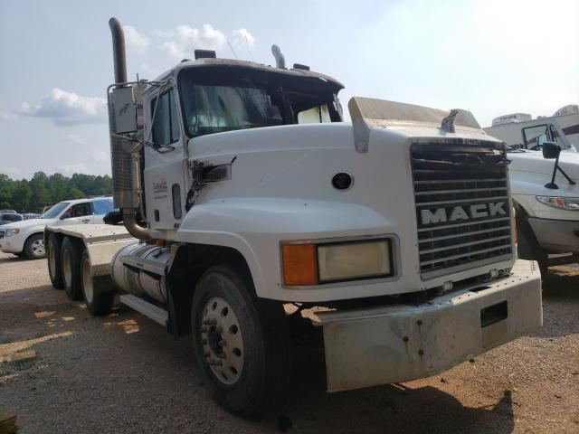 Salvage cars for sale from Copart Charles City, VA: 1998 Mack Semi