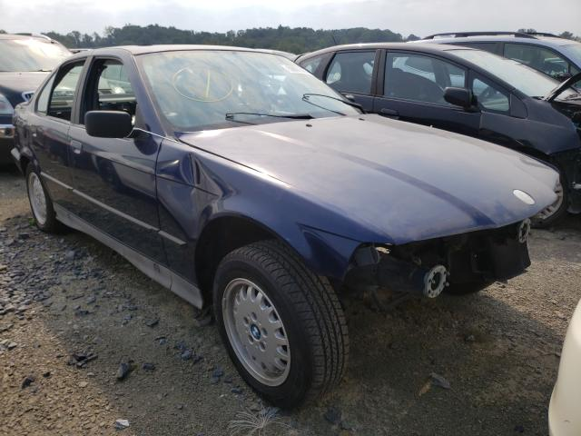 Salvage cars for sale from Copart Chambersburg, PA: 1992 BMW 325 I