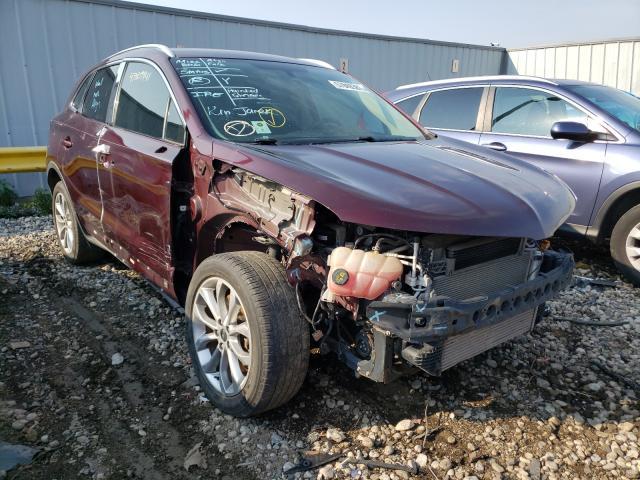 Lincoln Vehiculos salvage en venta: 2016 Lincoln MKC Select