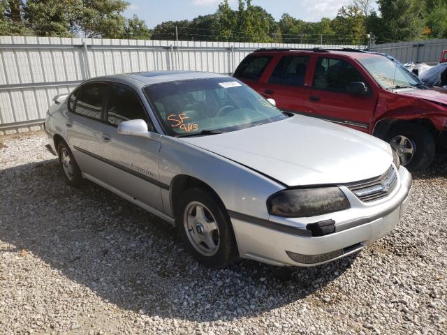 Chevrolet Impala LS salvage cars for sale: 2000 Chevrolet Impala LS