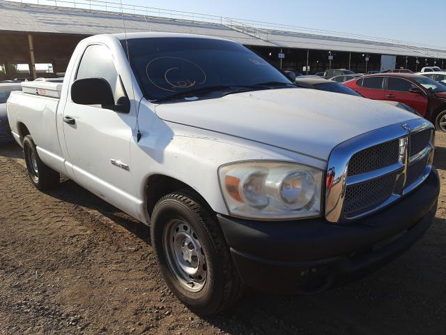 Vehiculos salvage en venta de Copart Phoenix, AZ: 2008 Dodge RAM 1500 S