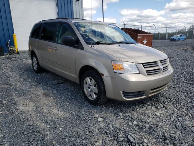 Salvage cars for sale from Copart Cow Bay, NS: 2008 Dodge Grand Caravan