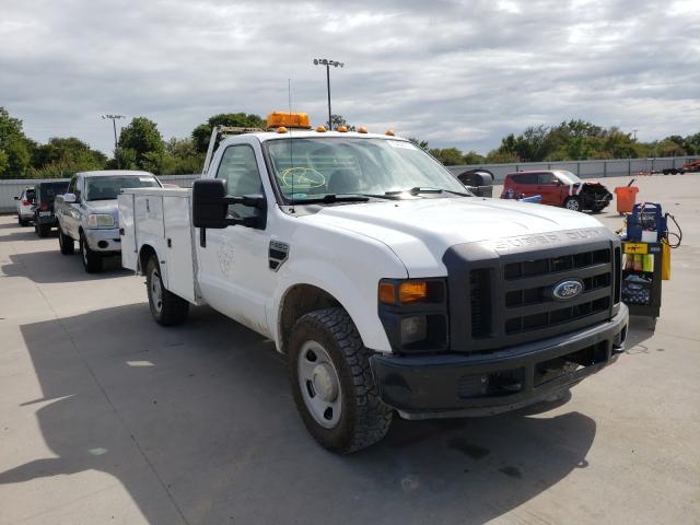 Vehiculos salvage en venta de Copart Wilmer, TX: 2008 Ford F350 SRW S