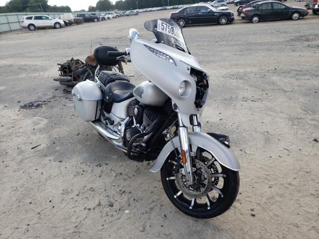Indian Motorcycle Co. salvage cars for sale: 2018 Indian Motorcycle Co. Chieftain