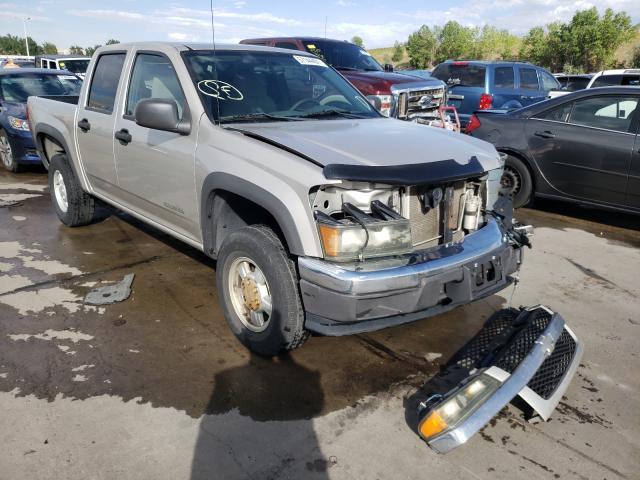 Chevrolet salvage cars for sale: 2005 Chevrolet Colorado