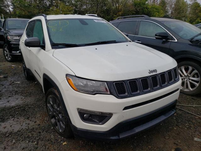 Jeep Compass salvage cars for sale: 2021 Jeep Compass