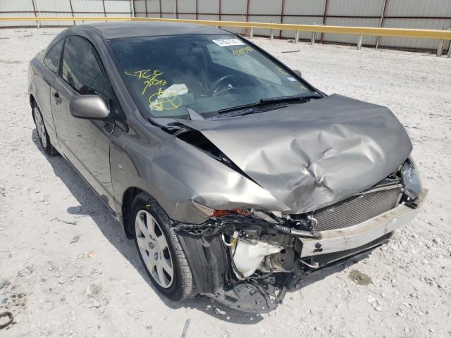 Salvage cars for sale from Copart Haslet, TX: 2008 Honda Civic LX