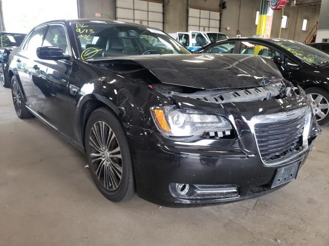 Salvage cars for sale from Copart Blaine, MN: 2013 Chrysler 300 S