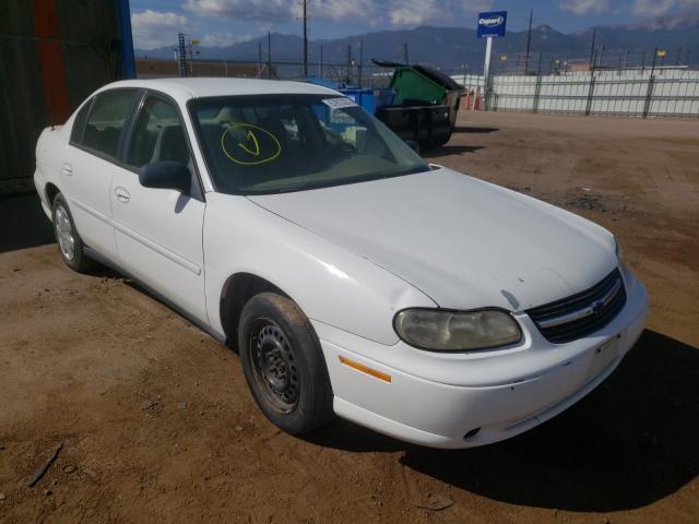 Chevrolet Malibu salvage cars for sale: 2003 Chevrolet Malibu