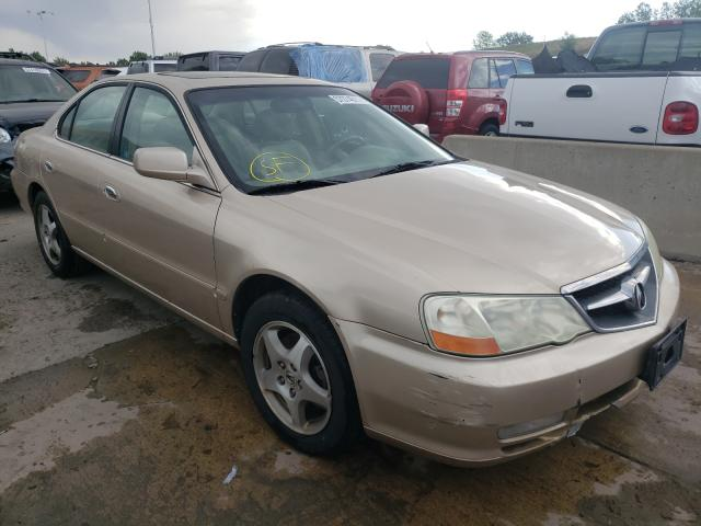 Acura salvage cars for sale: 2002 Acura 3.2TL