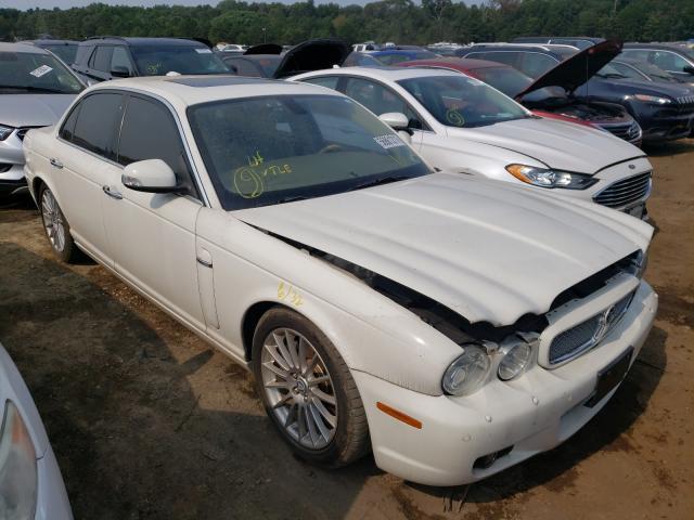 Jaguar XJ8 salvage cars for sale: 2008 Jaguar XJ8