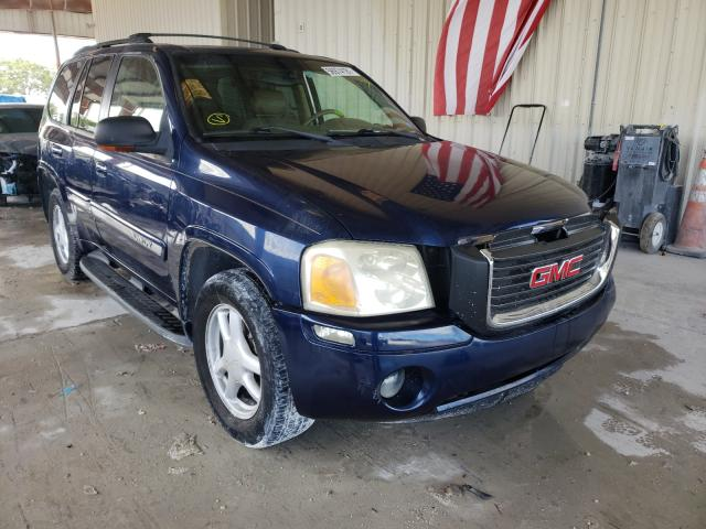 Salvage cars for sale from Copart Homestead, FL: 2003 GMC Envoy