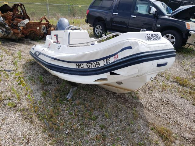 Salvage boats for sale at Dyer, IN auction: 2018 Abac Boat