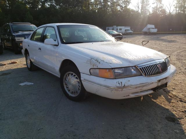 Lincoln Continental salvage cars for sale: 1997 Lincoln Continental