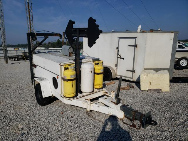Other Trailer salvage cars for sale: 2001 Other Trailer