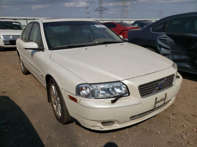Salvage cars for sale at Elgin, IL auction: 2005 Volvo S80 2.5T