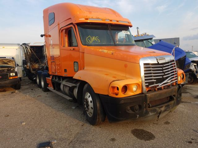 Freightliner Convention salvage cars for sale: 2004 Freightliner Convention