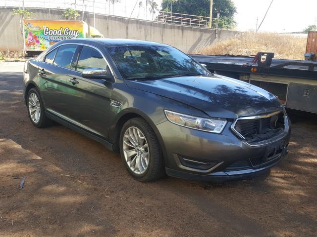 Vehiculos salvage en venta de Copart Kapolei, HI: 2018 Ford Taurus LIM