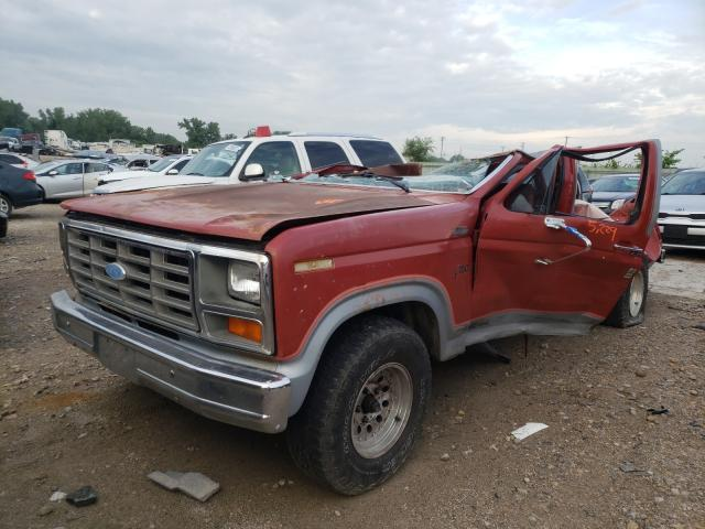 FORD F150 1984 1