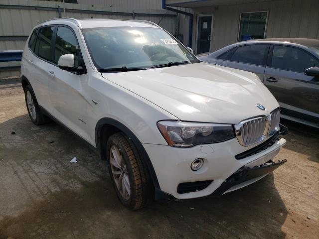 2015 BMW X3 XDRIVE2 5UXWX9C55F0D45486
