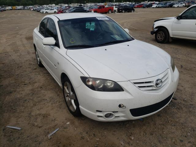 Salvage cars for sale at Conway, AR auction: 2005 Mazda 3 S