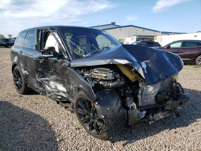 Salvage cars for sale from Copart Central Square, NY: 2020 Land Rover Range Rover