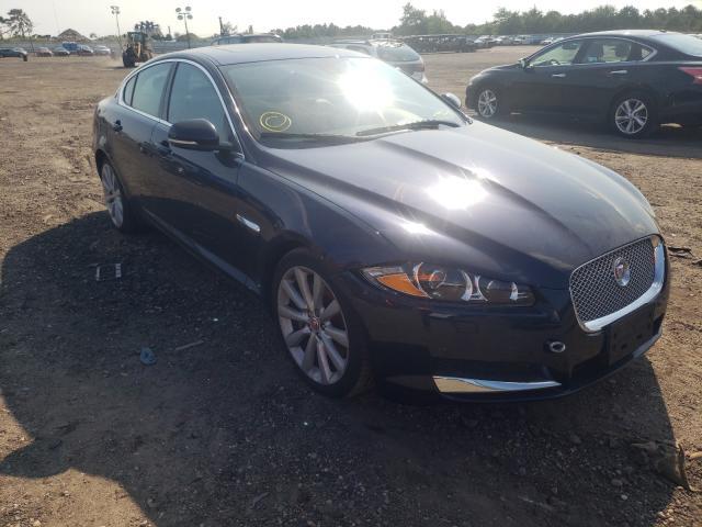 Jaguar XF salvage cars for sale: 2014 Jaguar XF