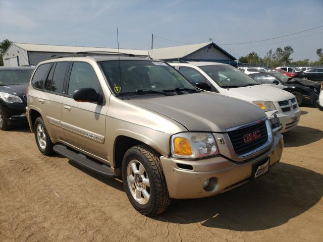 GMC Envoy salvage cars for sale: 2005 GMC Envoy