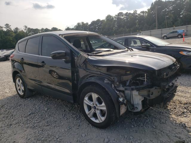 Salvage cars for sale from Copart Ellenwood, GA: 2015 Ford Escape SE