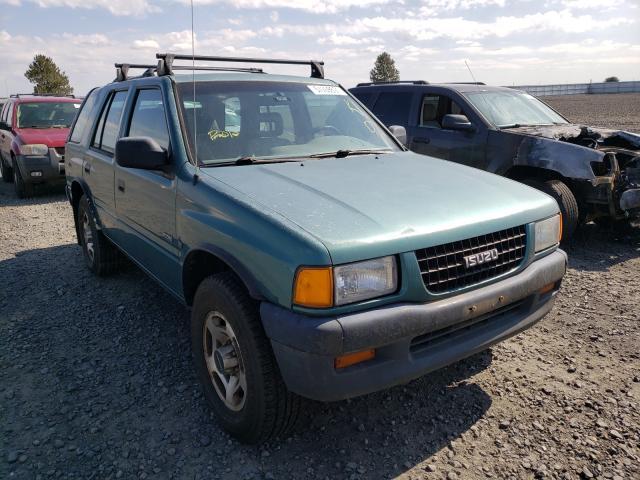 Isuzu salvage cars for sale: 1996 Isuzu Rodeo S