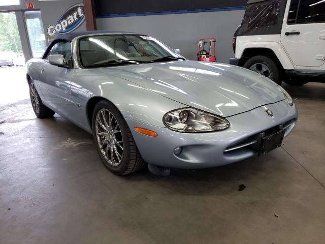 Jaguar salvage cars for sale: 1997 Jaguar XK8