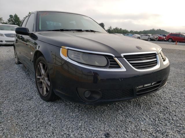 Vehiculos salvage en venta de Copart Lumberton, NC: 2007 Saab 9-5 2.3T