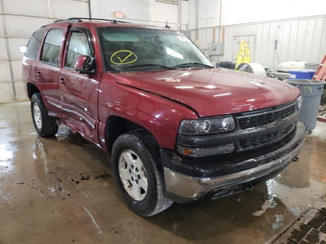 Vehiculos salvage en venta de Copart Columbia, MO: 2004 Chevrolet Tahoe K150