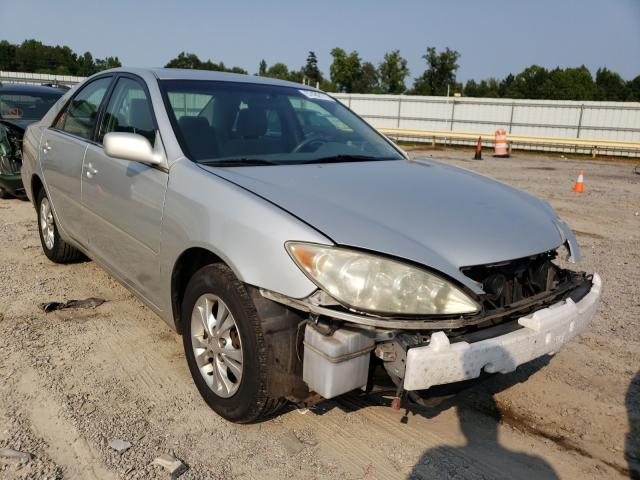 Salvage cars for sale from Copart Chatham, VA: 2005 Toyota Camry LE