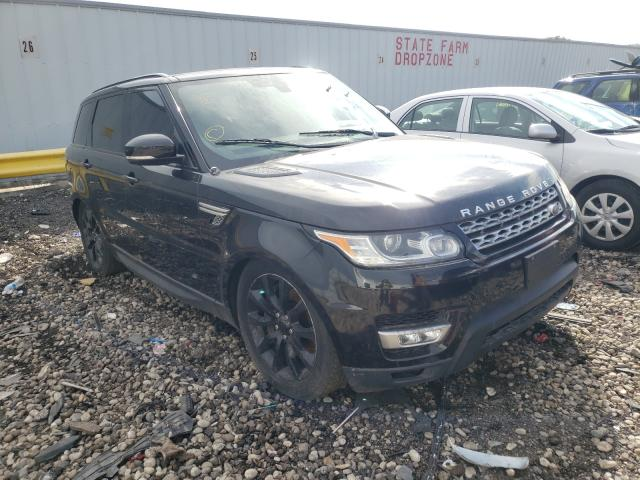 Land Rover Range Rover salvage cars for sale: 2014 Land Rover Range Rover