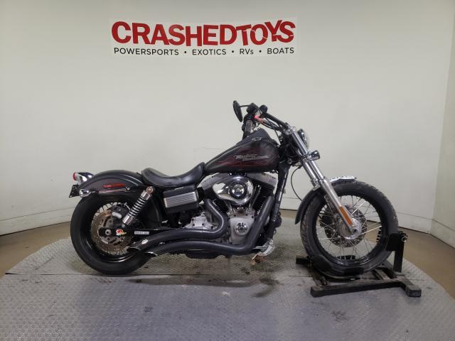 Vehiculos salvage en venta de Copart Dallas, TX: 2009 Harley-Davidson Fxdb