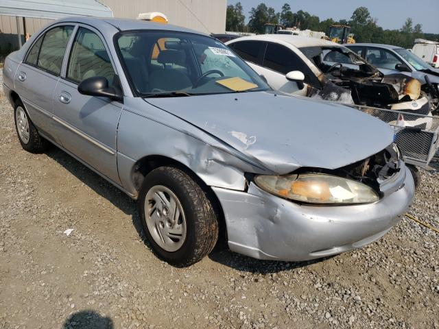 Ford Escort salvage cars for sale: 2002 Ford Escort