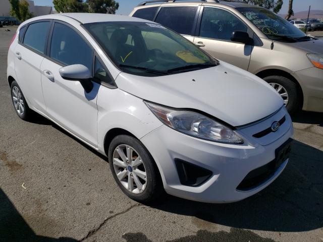Vehiculos salvage en venta de Copart Martinez, CA: 2011 Ford Fiesta SE