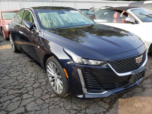 Cadillac Vehiculos salvage en venta: 2020 Cadillac CT5 Premium