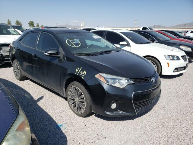 Salvage cars for sale from Copart Anthony, TX: 2016 Toyota Corolla L