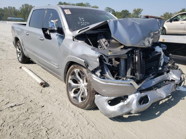 Dodge salvage cars for sale: 2019 Dodge RAM 1500 Limited