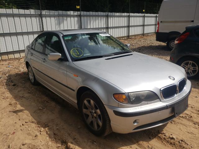 BMW salvage cars for sale: 2005 BMW 325 XI